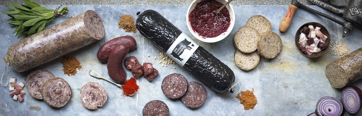 fresh blood black pudding